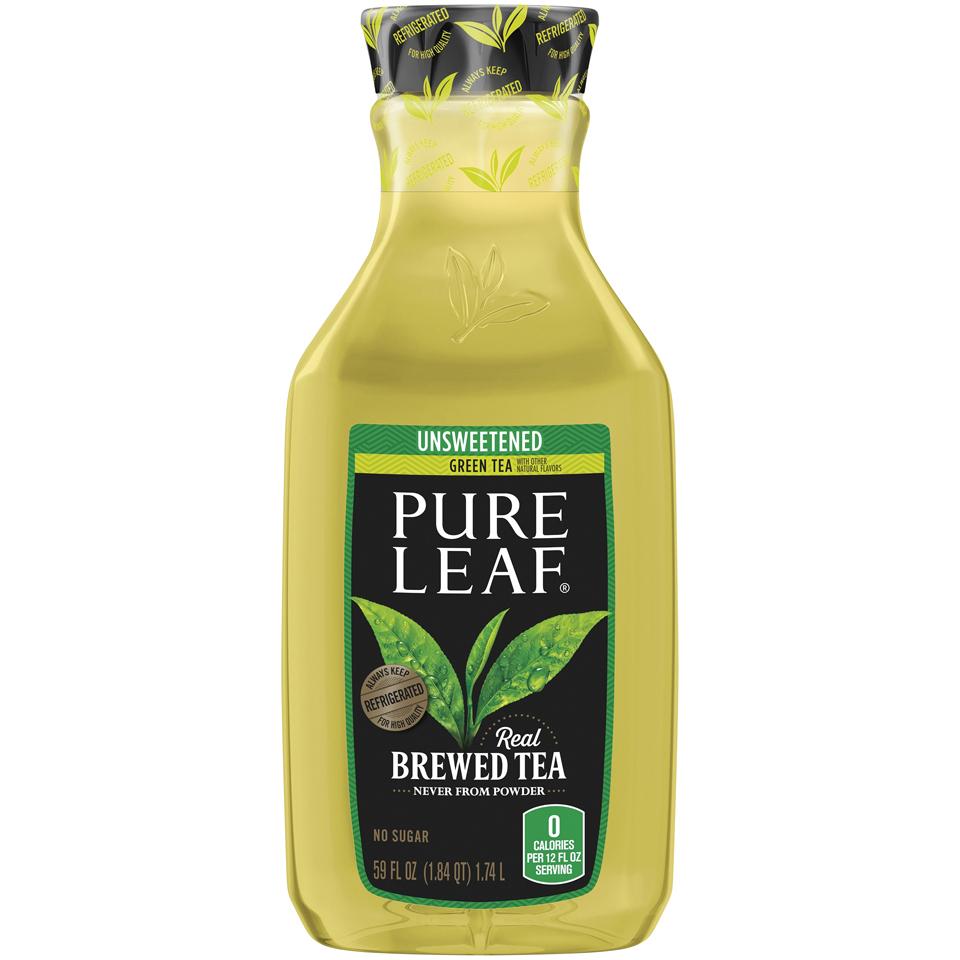 Pure Leaf Tea Green Unsweetened