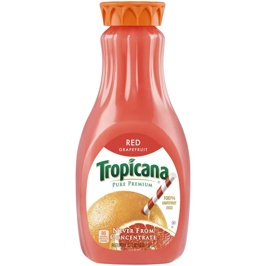 Tropicana Red Gapefruit