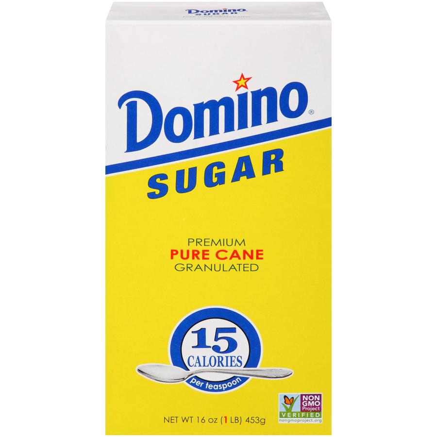 Domino Sugar Ganula