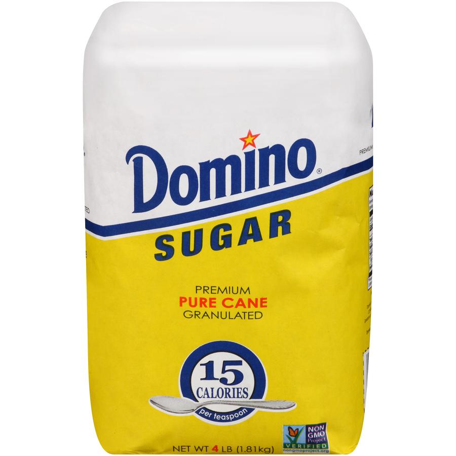 Domino Sugar 4 lb