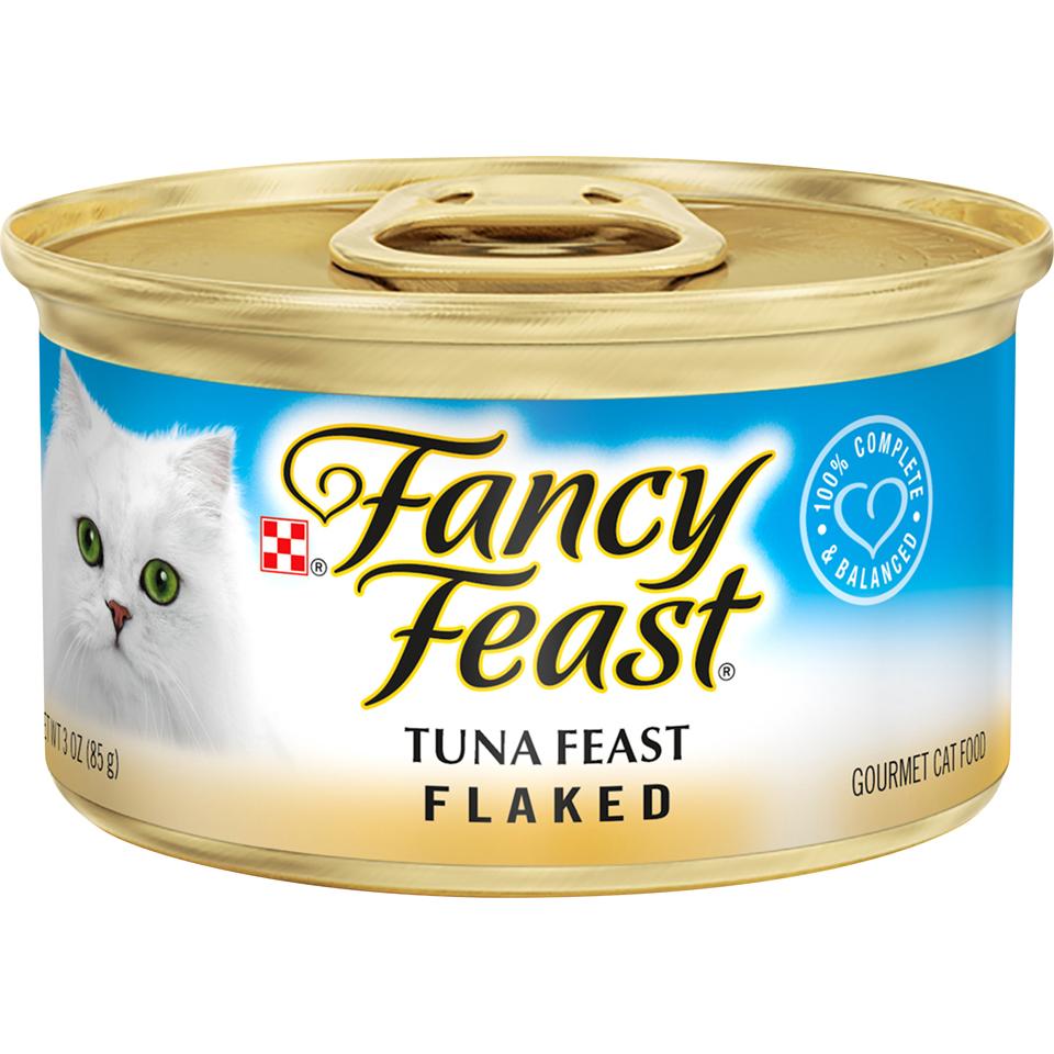 Fancy Feast Flaked Tuna