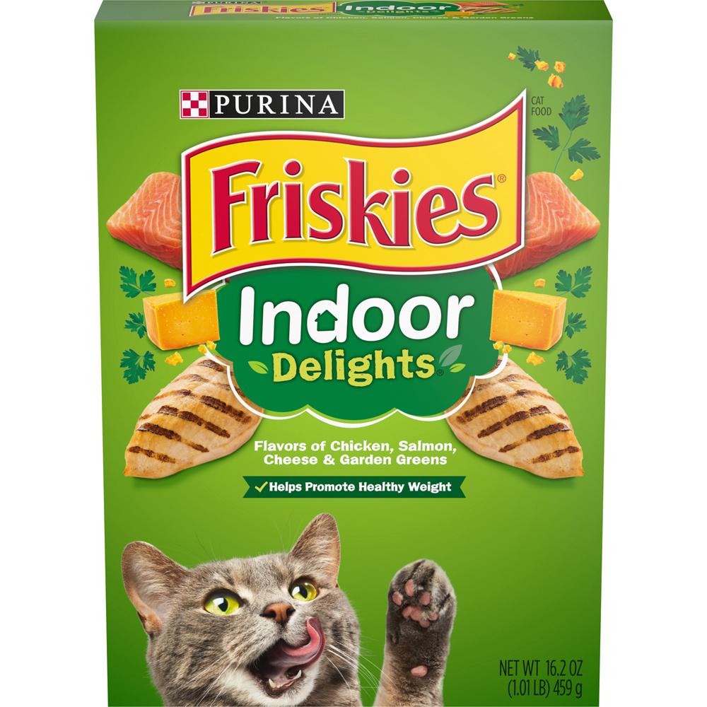 Frisk Cat Fd Indoor Delights