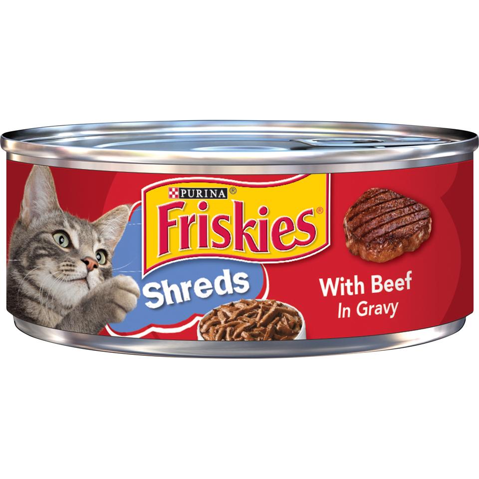 Friskies Beef & Gravy