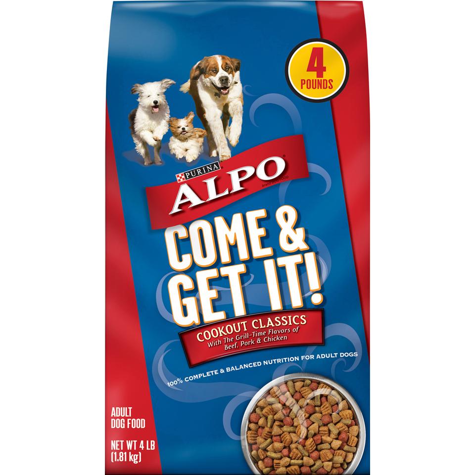 Alpo Dog Food Come & Get It