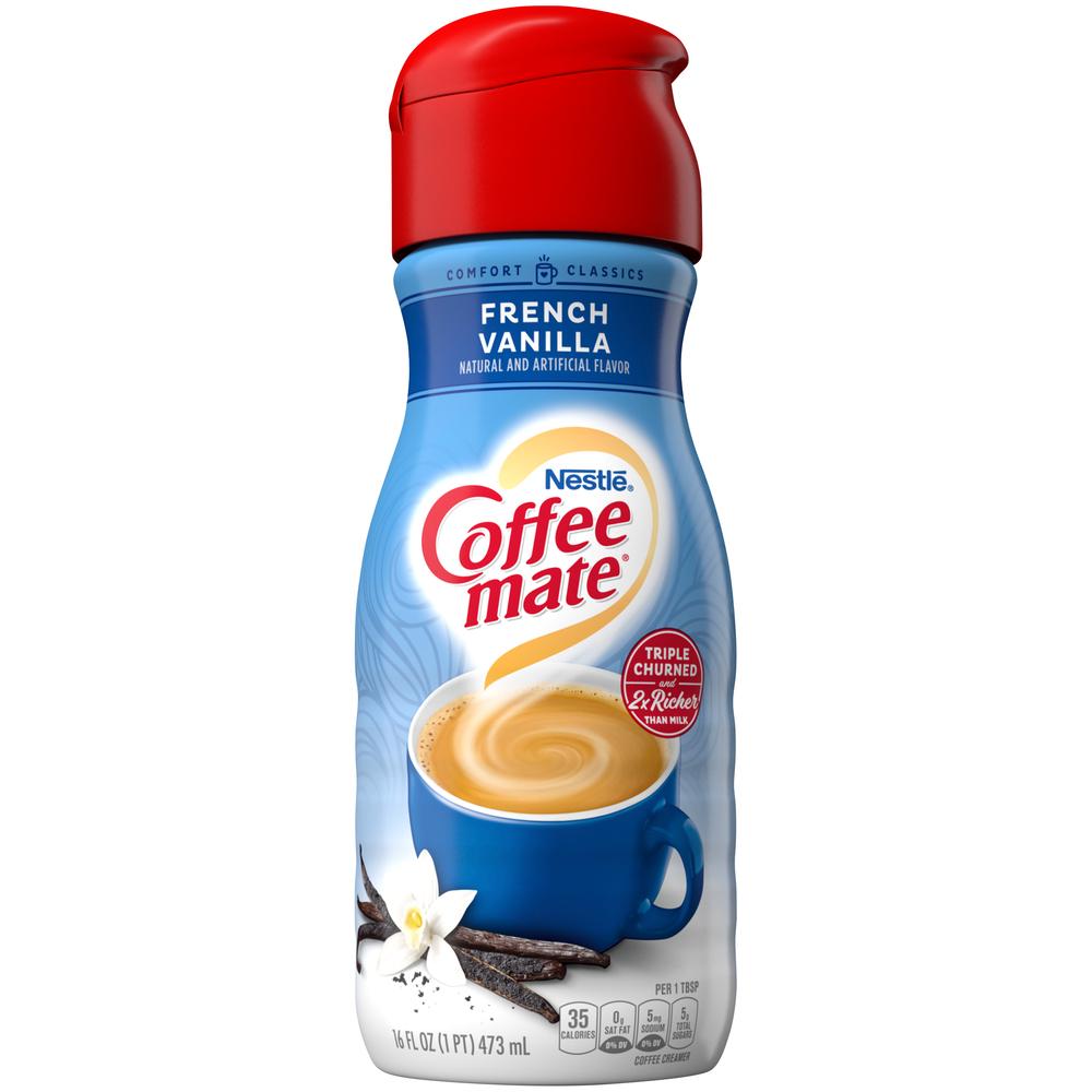 Coffeemate French Vanilla Creamer