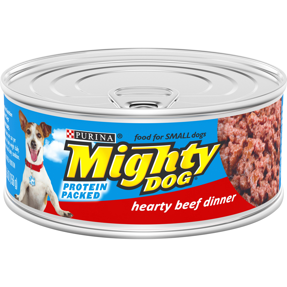 Mighty Dog Beef