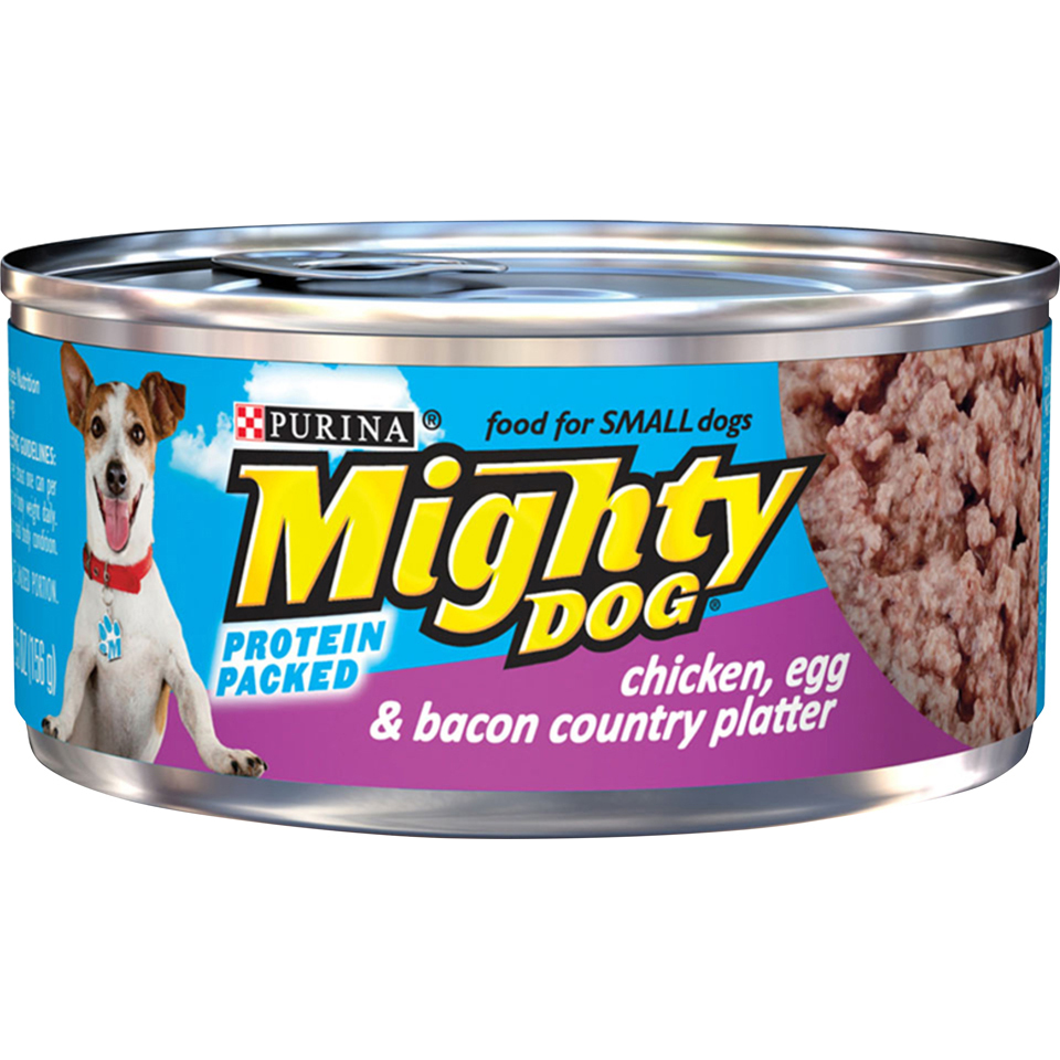 Mighty Dog Chicken and Egg