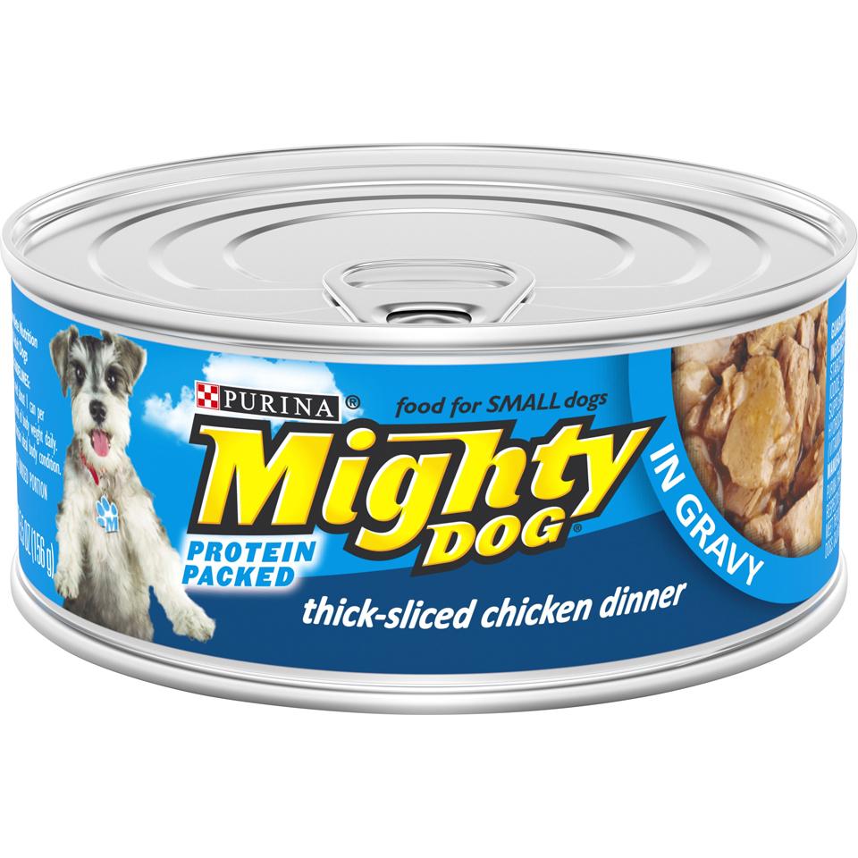 Mighty Dog Chicken/Gravy