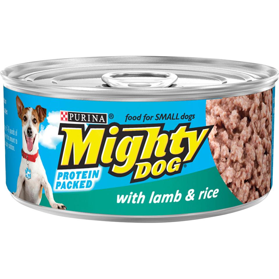 Mighty Dog Lamb & Riice