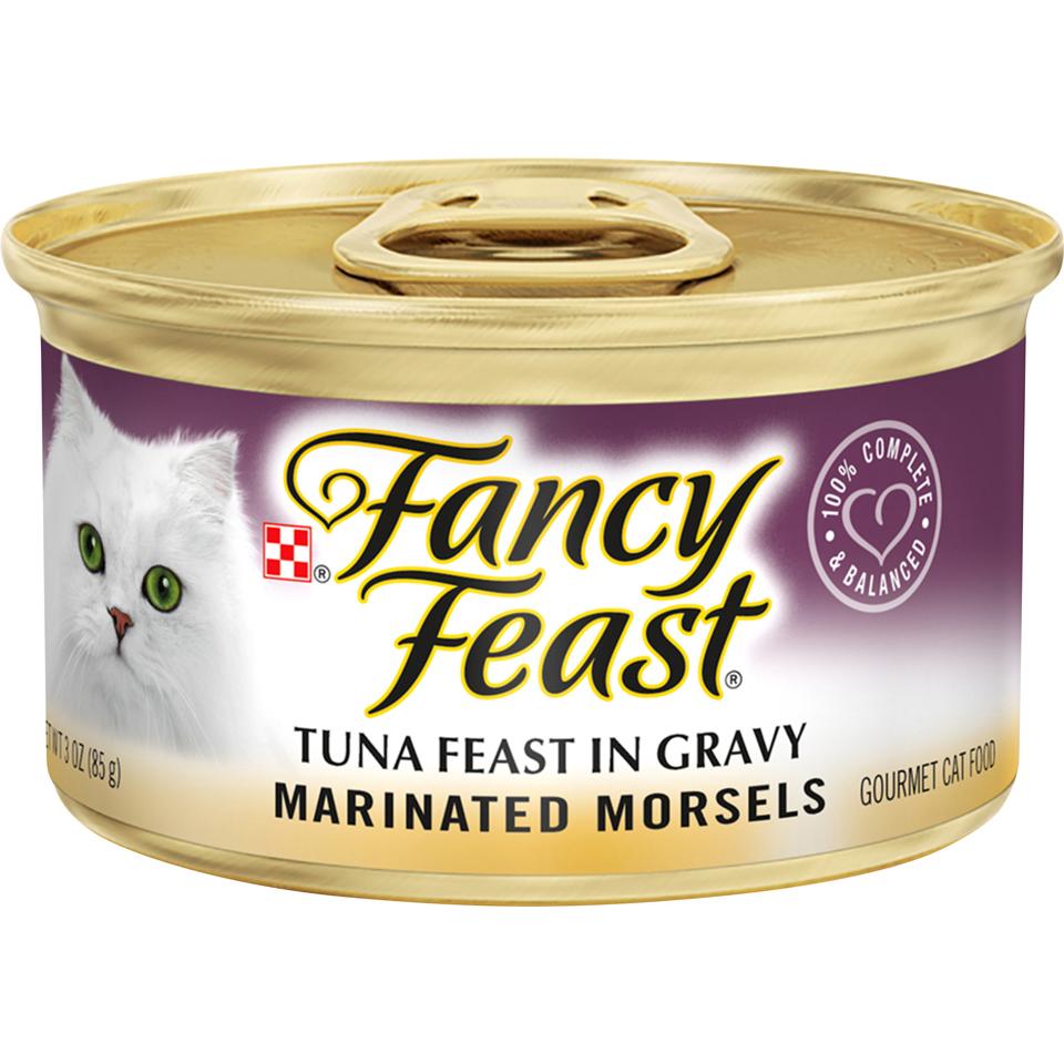 Fancy Feast Tuna Feast