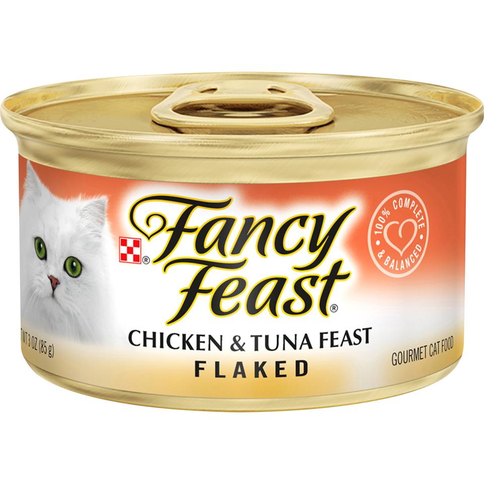 Fancy Feast Flaked Chicken & Tuna