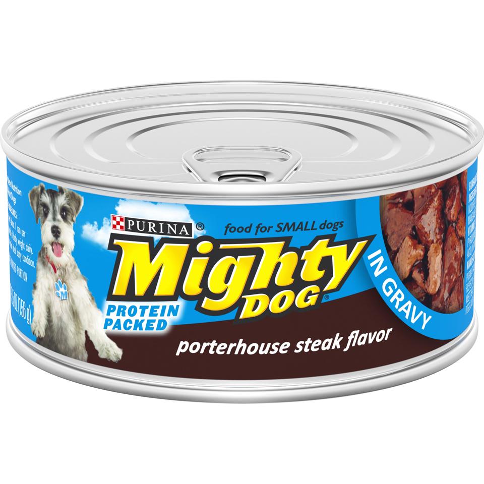 Mighty Dog Porterhouse Steak