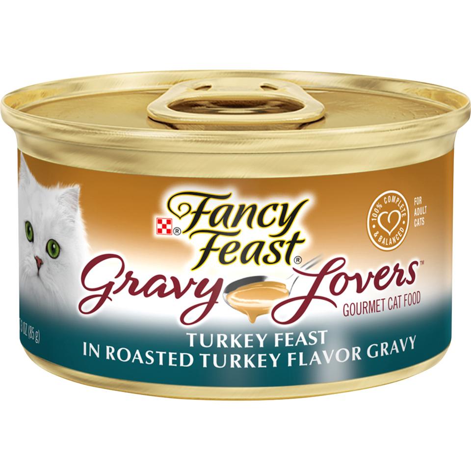 Fancy Feast Gravy Turkey