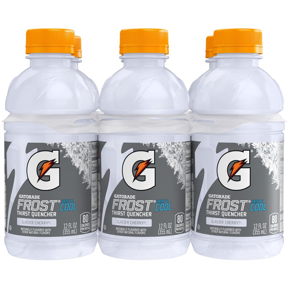 Gatorade Glacier Cherry 6pk