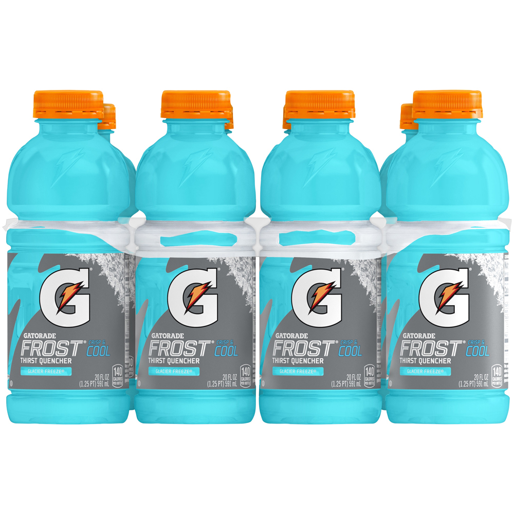 Gatorade Glacier Freeze 8pk-20 fl oz