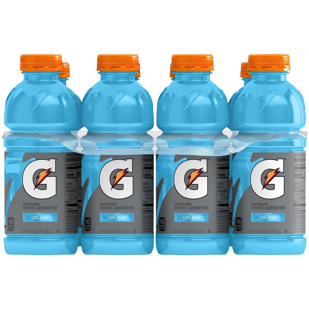 Gatorade Cool Blue 8pk-20 fl oz