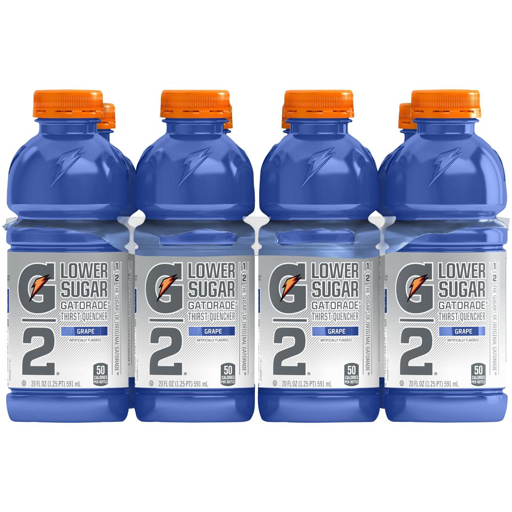 Gatorade G2 Grape 8pk-20 fl oz