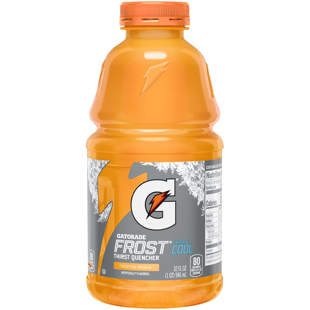 Gatorade Frost Tropical Mango