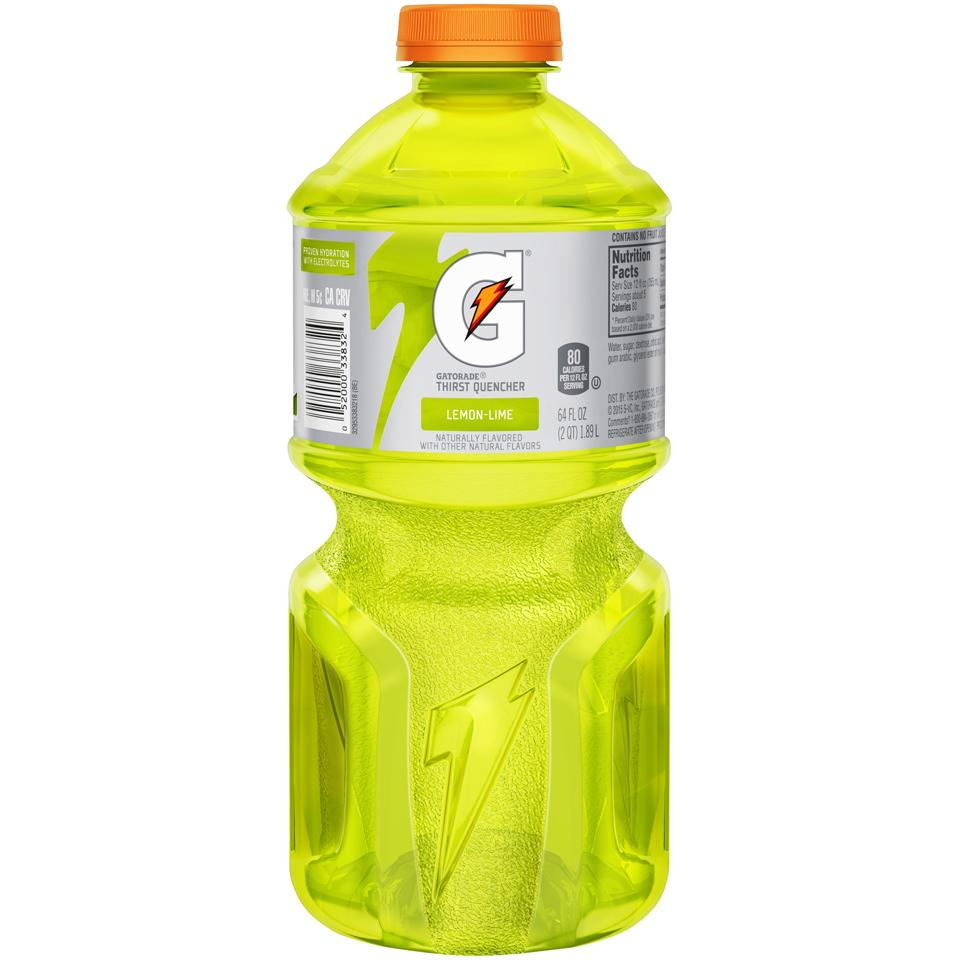 Gatorade Lemon Lime 6pk