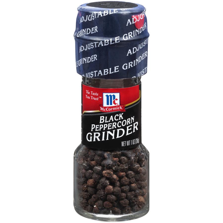 McCormick Black Peppercorn Ginder