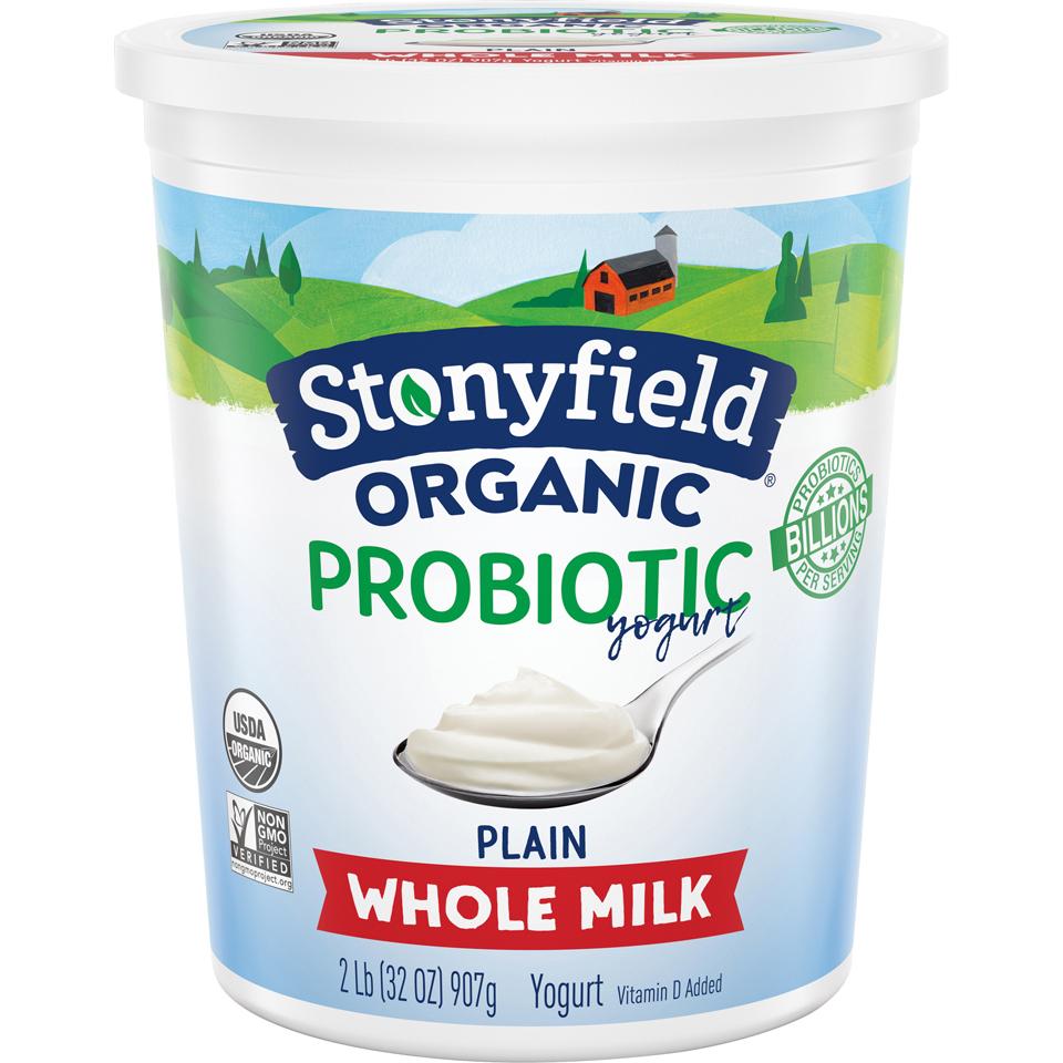 Stonyfield Organic Plain