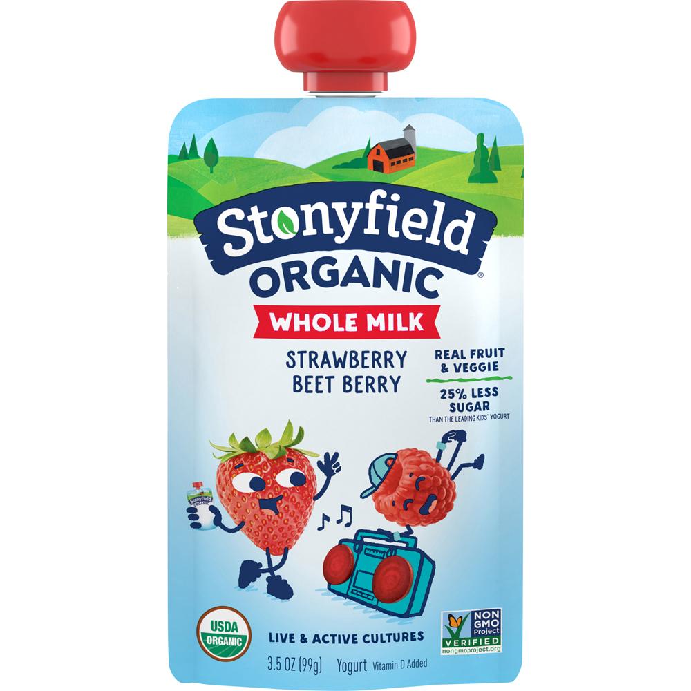 Yotoddler Strawbery-Beet-Berry
