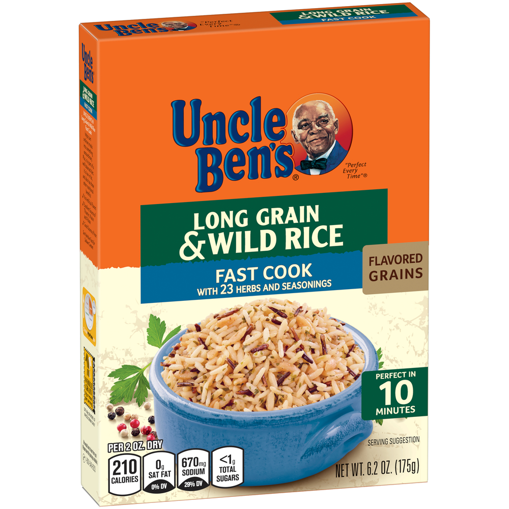 Uncle Ben's Fast Cook Long Grain Rice