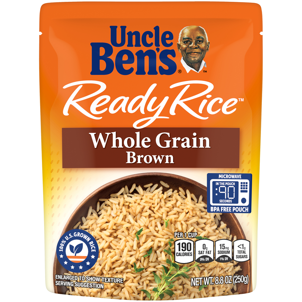 Uncle Ben's Ready Rice Brown Mix