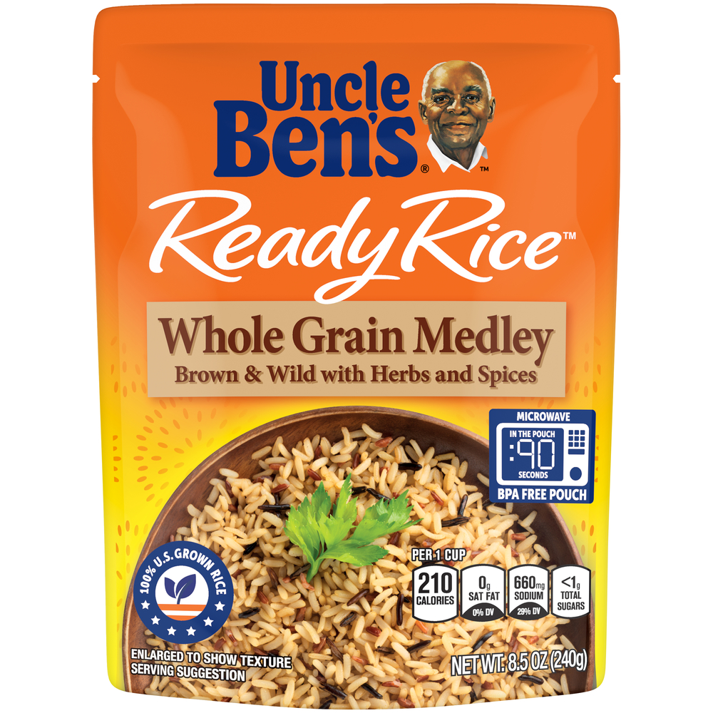 Uncle Ben's Medley Rice