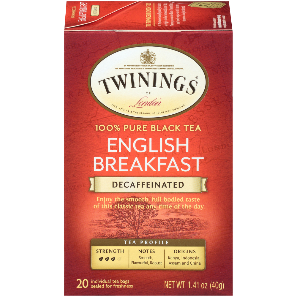 Twining 20Ct Dec Eng