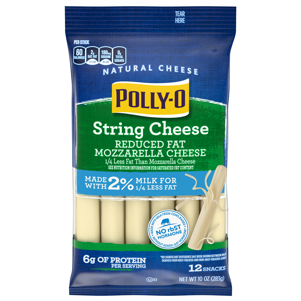 Polly-o Mozzarella String Cheese