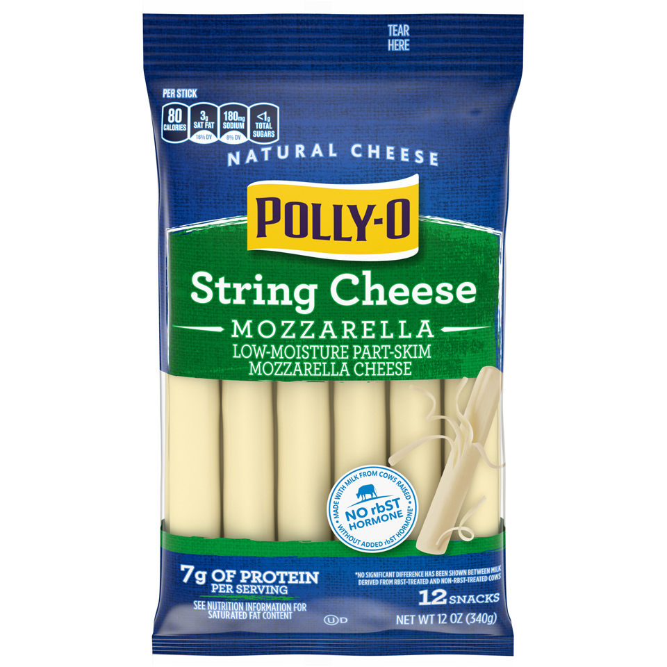 Polly-o Mozzarella Low Moisture and Part Skim