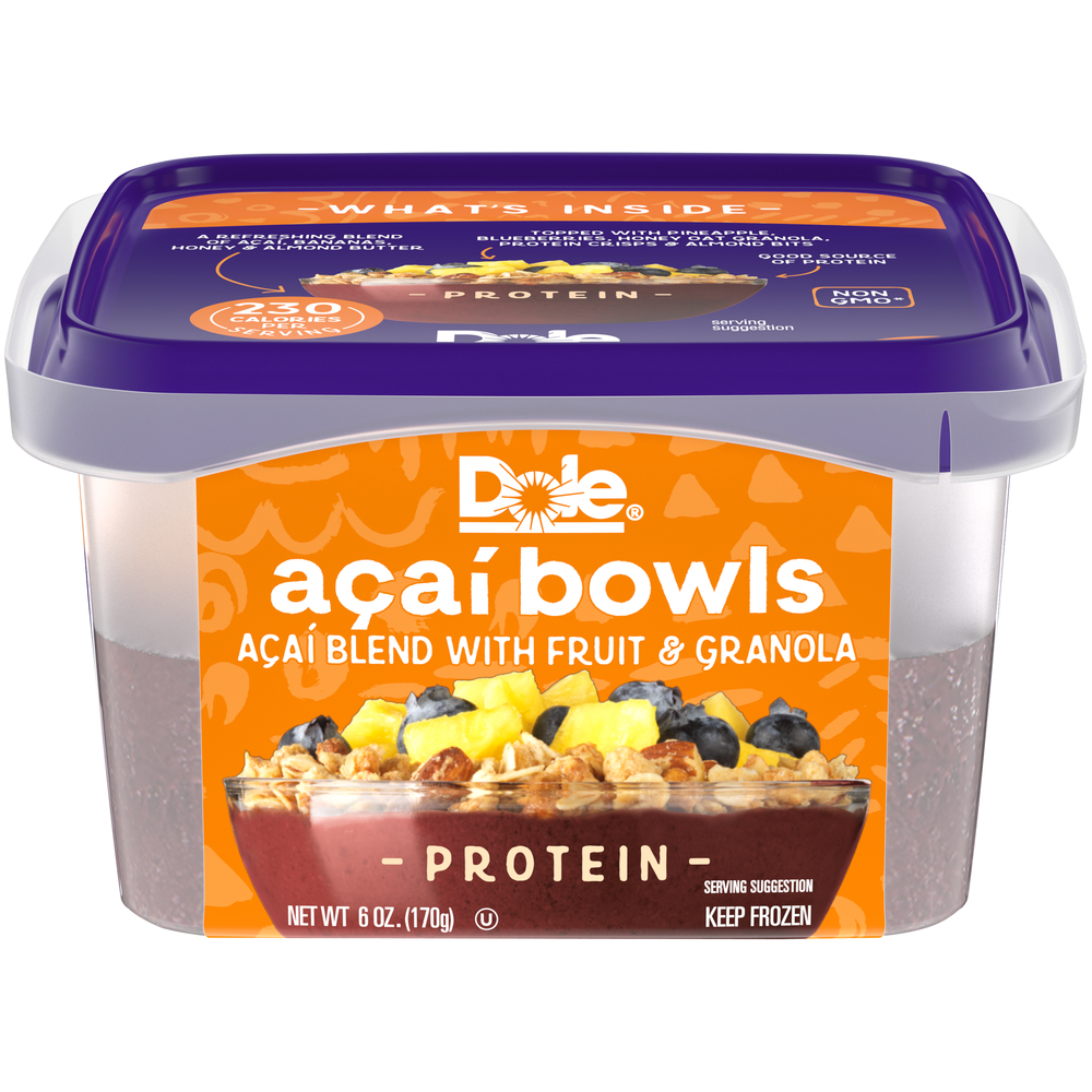 Dole Acai Protein Bowl