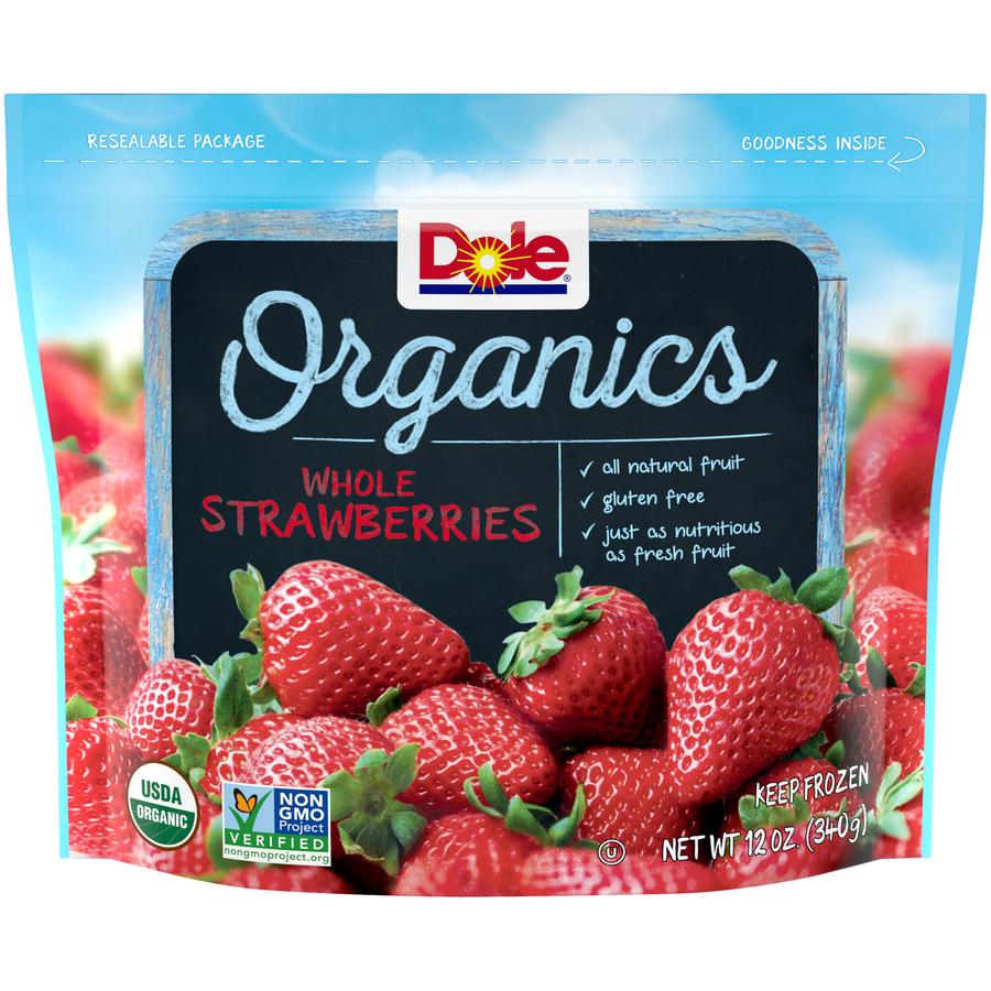 Dole Organic Strawberries