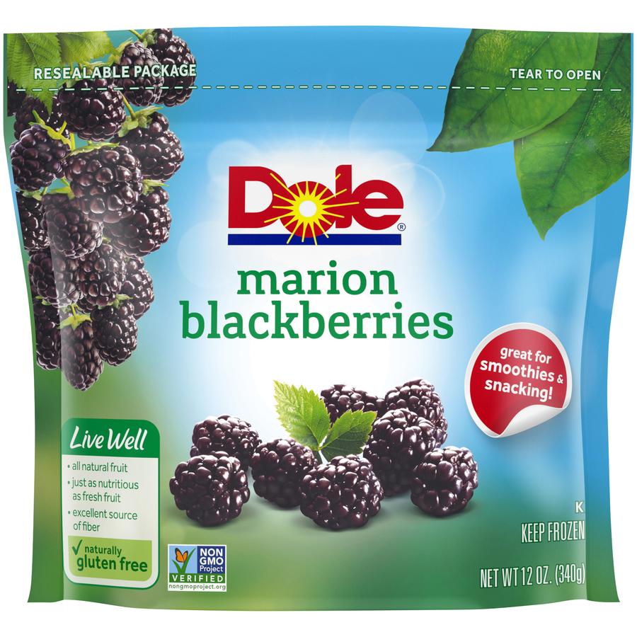 Dole Marion Blackberries