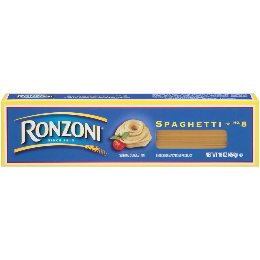 Ronzoni 8 Spaghetti