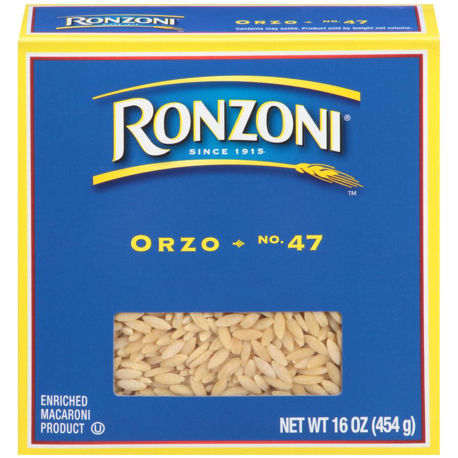 Ronzoni 47 Orzo