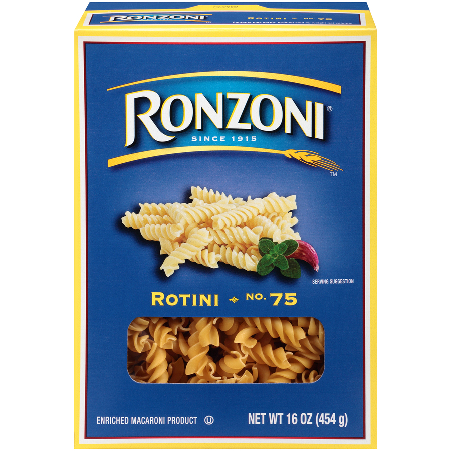 Ronzoni 75 Rotini