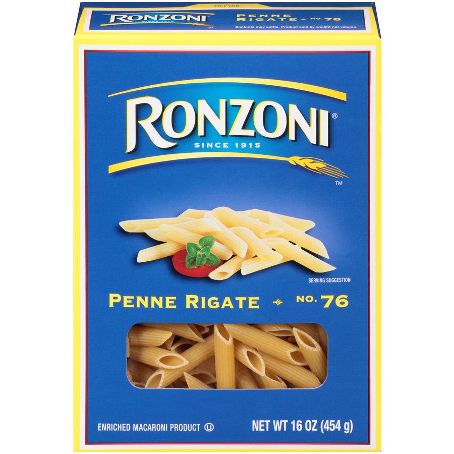 Ronzoni 76 Penne Rigati