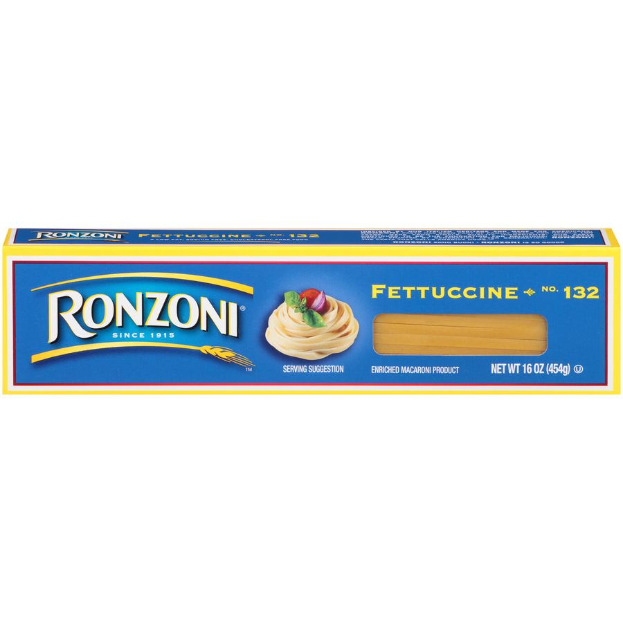 Ronzoni Non Egg Fett