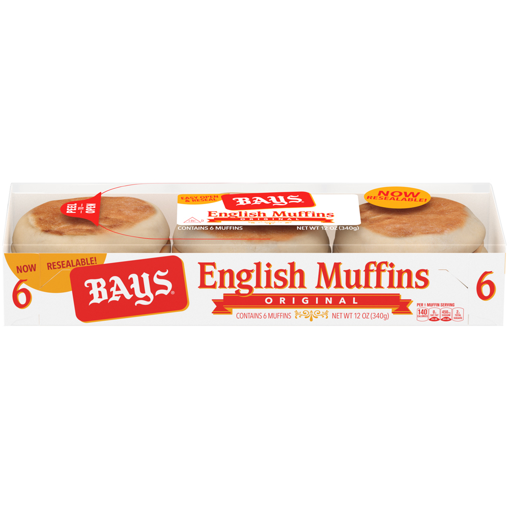 Bay's English Muffins Original