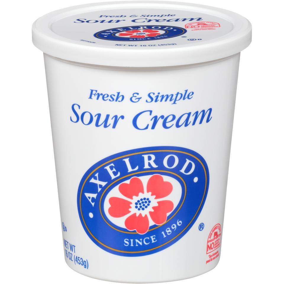 Axelrod Sour Cream