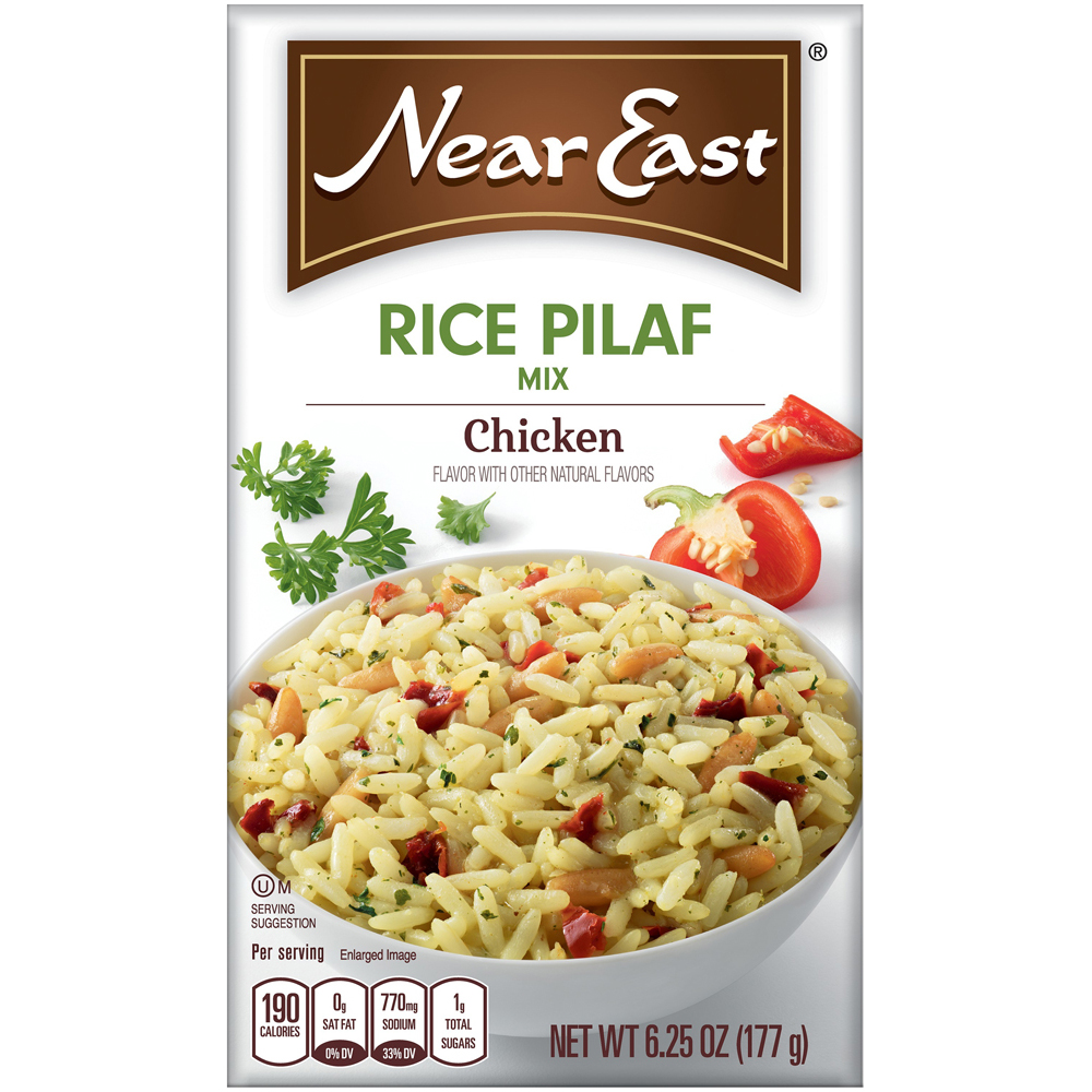 Near East Rice Pilaf Chicken