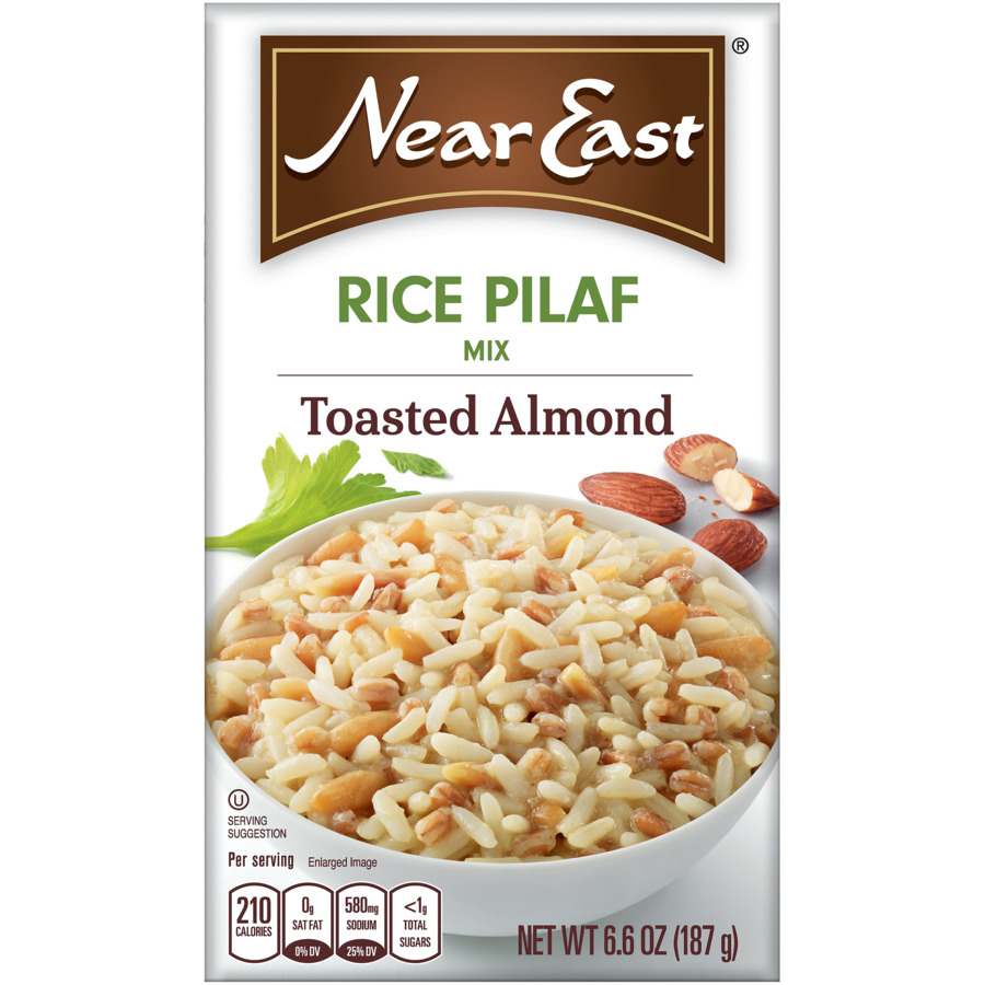 Near East Rice Pilaf Toasted Almond
