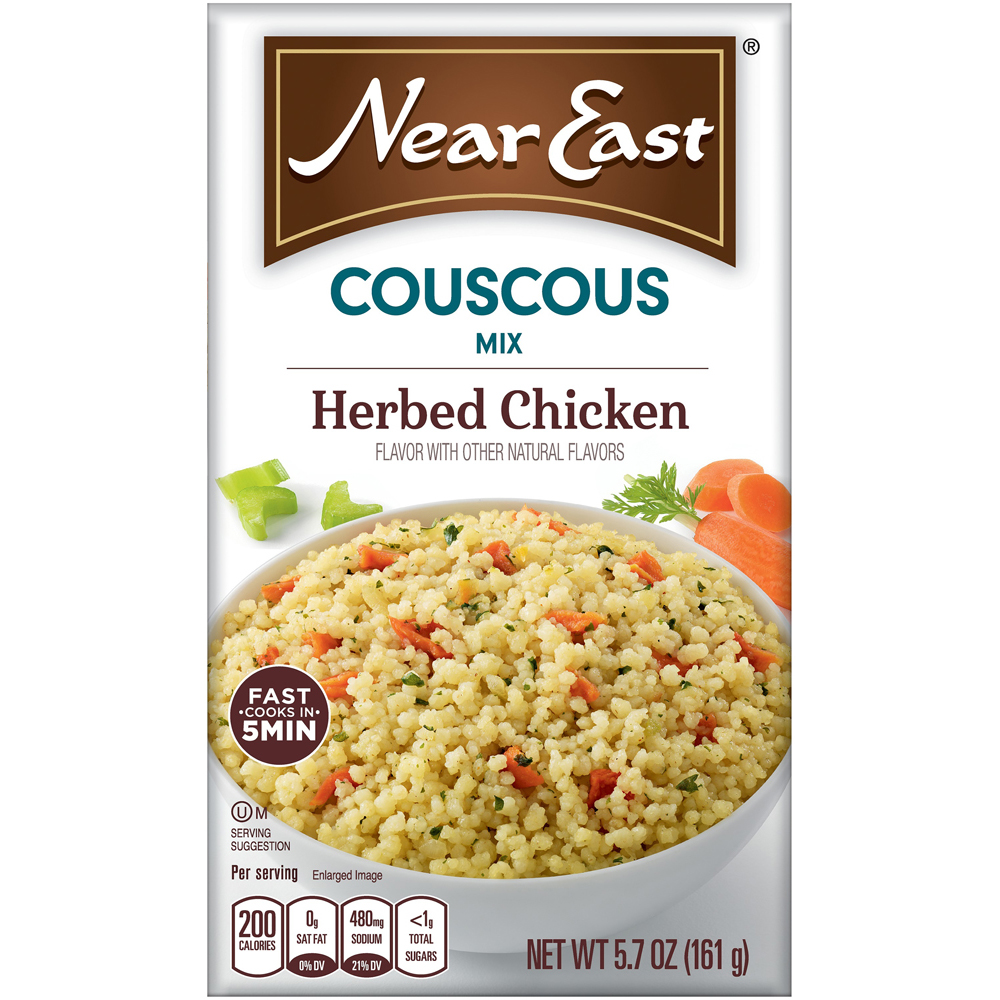 Near East Couscous Herbed Chicken