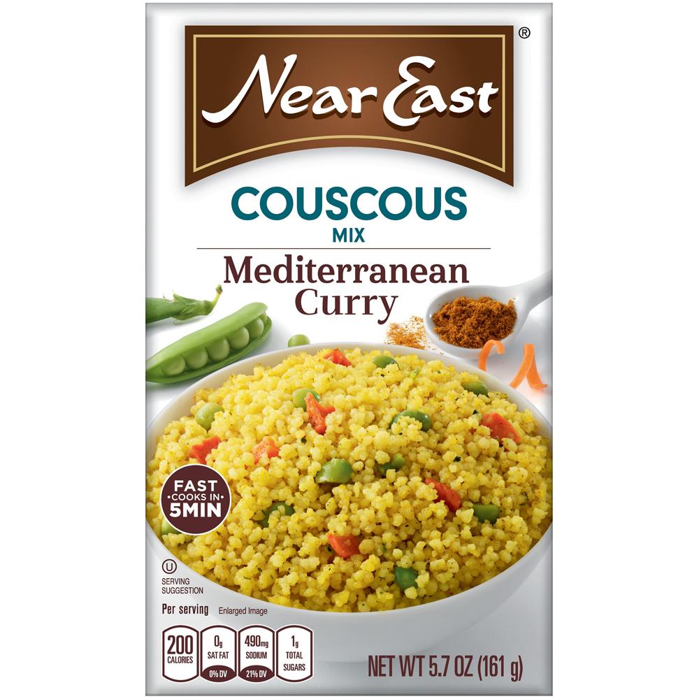 Near East Med Curry