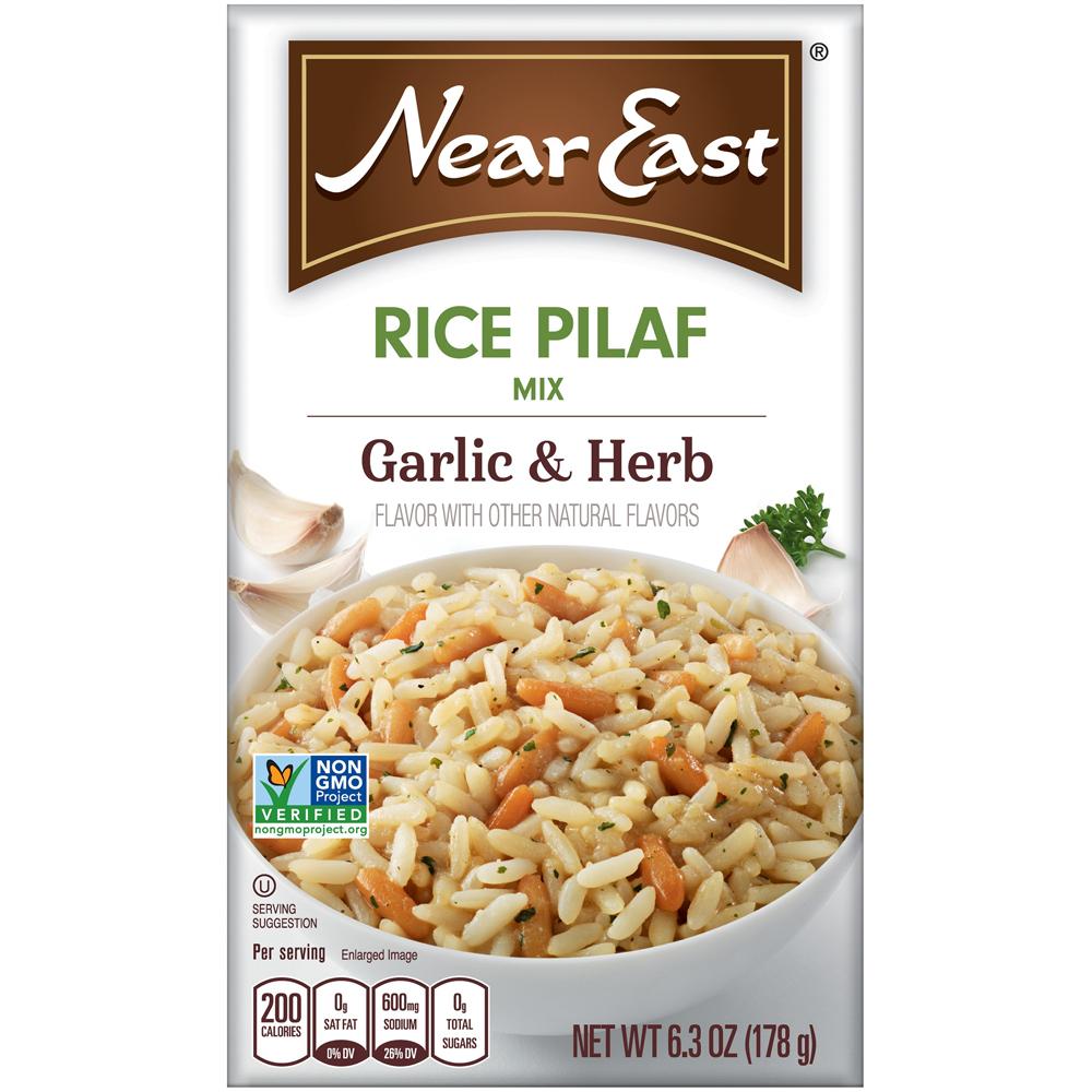 Near East Rice Pilaf Garlic & Herb