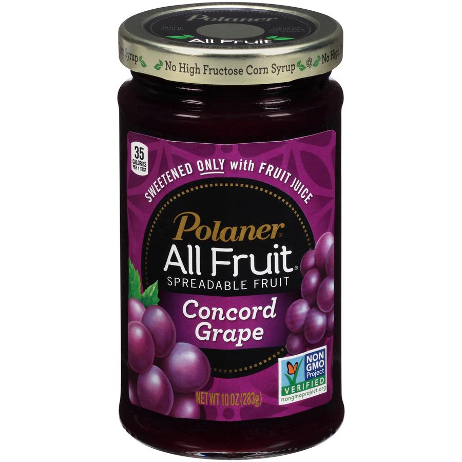 Polaner All Fruit Grape