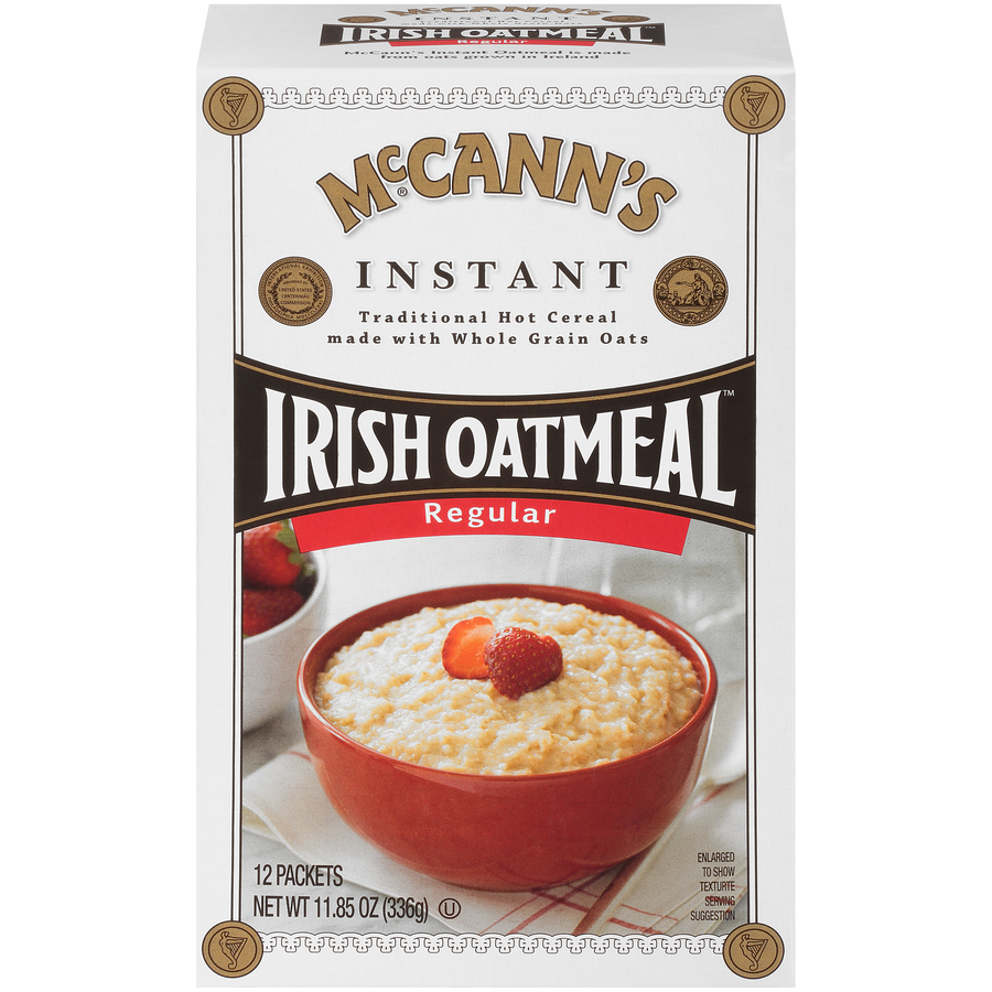 McCann's Instant Irish Oatmeal Regular