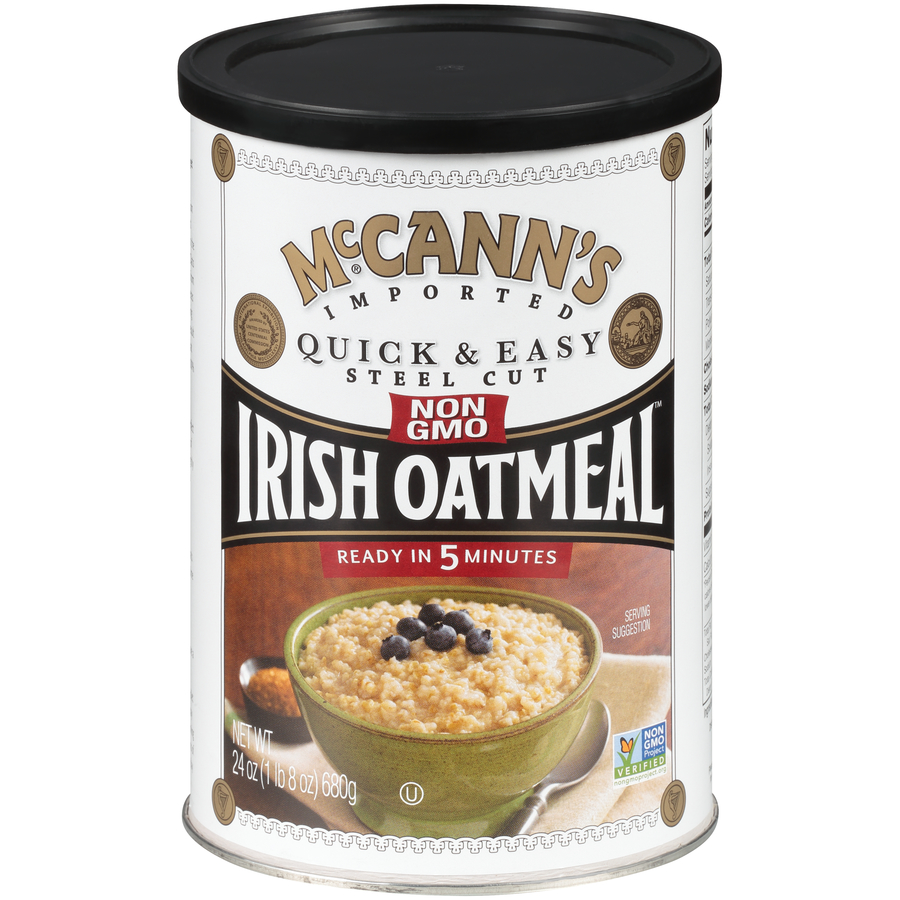 McCann's Irish Oatmeal Quick & Easy Steel Cut